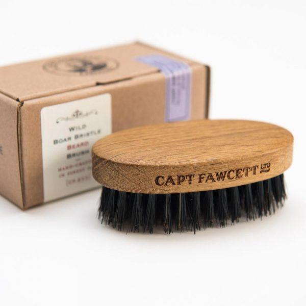Щетка для бороды Captain Fawcett Wild Boar Bristle Brush