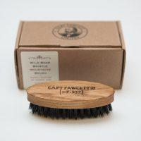Щетка для усов Captain Fawcett Wild Boar Bristle Brush
