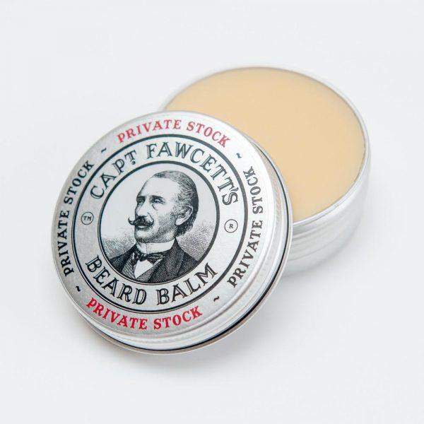 Бальзам для бороды Captain Fawcett Private Stock 60 мл