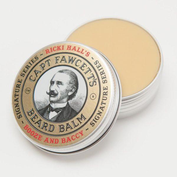 Бальзам для бороды Captain Fawcett Ricki Hall 60 мл