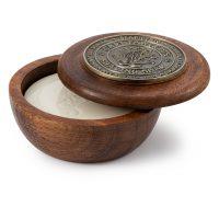 Мыло для бритья Сaptain Fawcett Scapicchio Fig, Olive & Bay Rum Shaving Soap 110 г