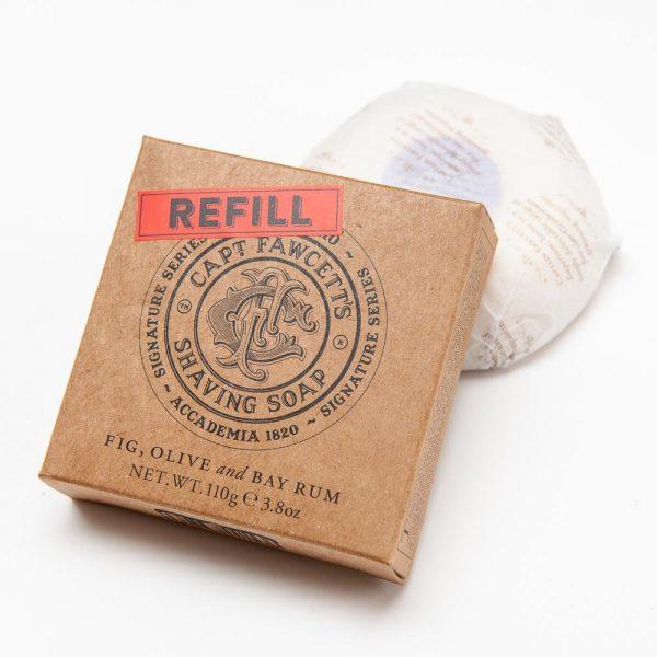 Мыло для бритья Captain Fawcett Scapicchio Shaving Soap (сменный блок) 110 г