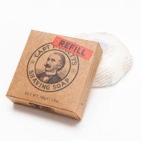 Мыло для бритья Captain Fawcett Luxurious Shaving Soap (сменный блок) 110 г