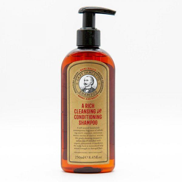 Шампунь для волос Captain Fawcett Ricki Hall Booze & Baccy 250 мл