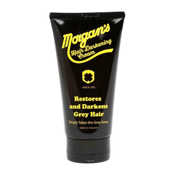 Крем для укладки и восстановления цвета седых волос Morgans 150 мл