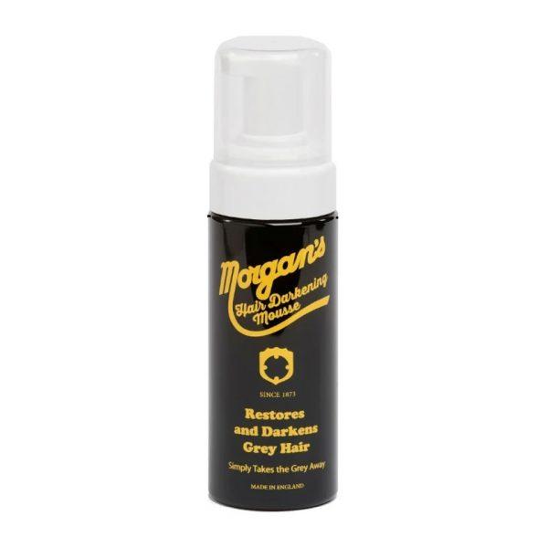 Мусс для укладки и восстановления цвета седых волос Morgans 150 мл