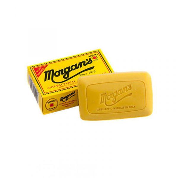 Антибактериальное мыло Morgans 80 г