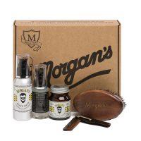 Подарочный набор для ухода за бородой Morgans
