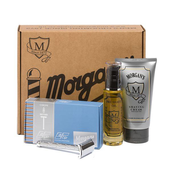 Подарочный набор для бритья Morgans