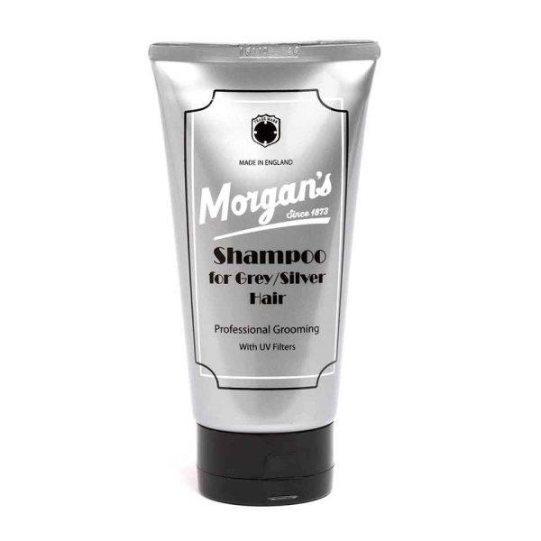Шампунь для осветленных и седых волос Morgans 150 мл