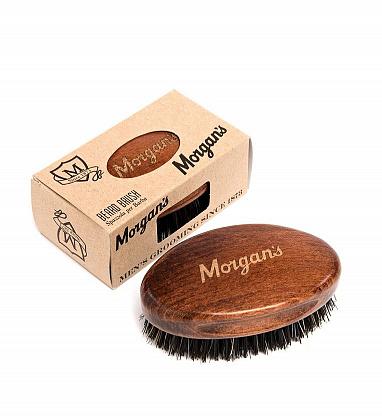 Щетка для бороды и усов Morgans