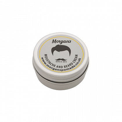 Крем для бороды и усов Morgans 15 г