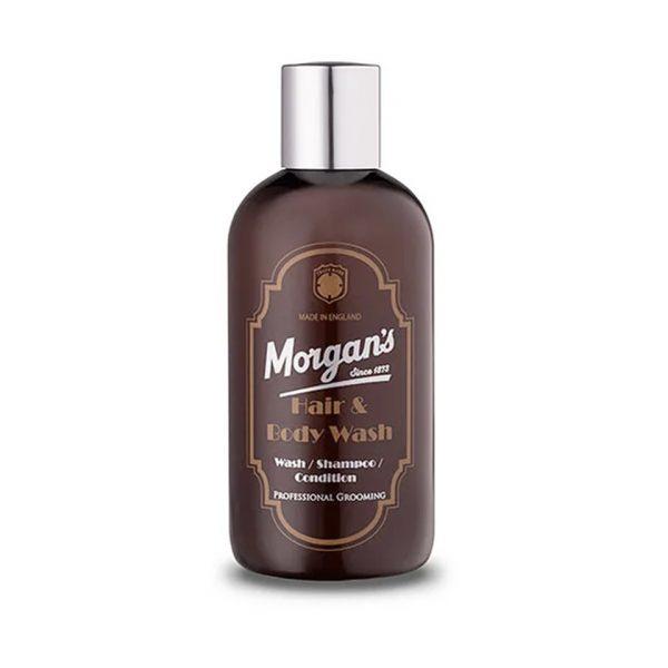 Бессульфатный шампунь для волос и тела Morgans 250 мл