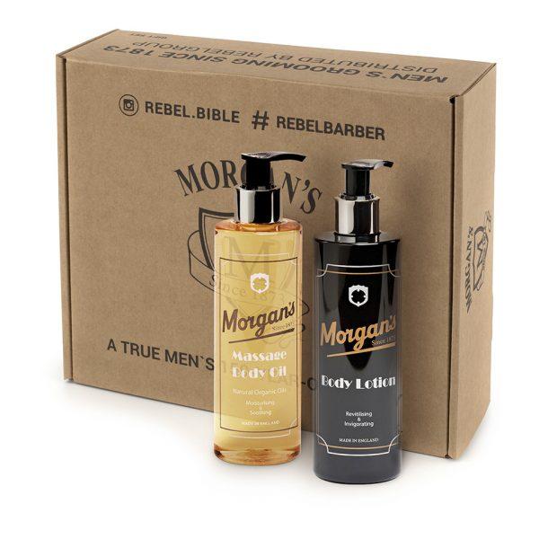 Подарочный набор для СПА Morgans