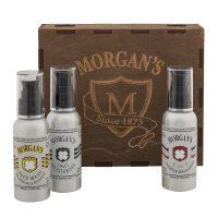 Премиальный подарочный набор для бороды Morgans в коробке