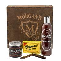 Премиальный подарочный набор для джентльменов Morgans в коробке