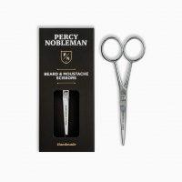 Ножницы для бороды и усов Percy Nobleman