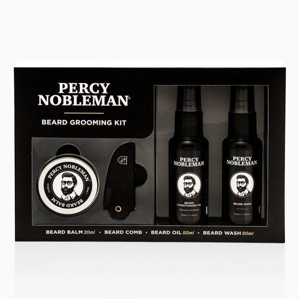 Набор для ухода за бородой Percy Nobleman