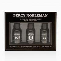 Набор масел для бороды Percy Nobleman