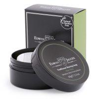 Мыло для бритья Edwin Jagger Aloe Vera (Travel Container) 65 гр